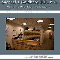 dr goldberg website